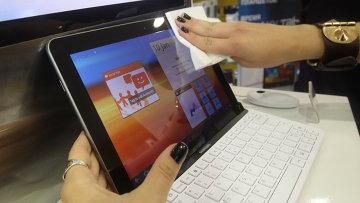 Продажи планшета Samsung Galaxy Tab 7.7